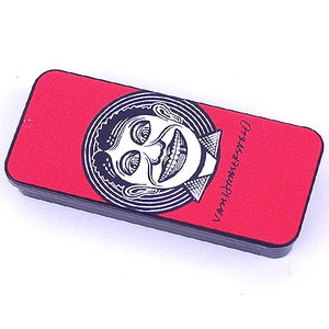 Dunlop Pick Tin - John Van Hamersveld Johnny Face JVHPT01M (Medium 게이지)