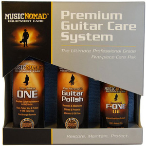 Music Nomad - Guitar Care Kit