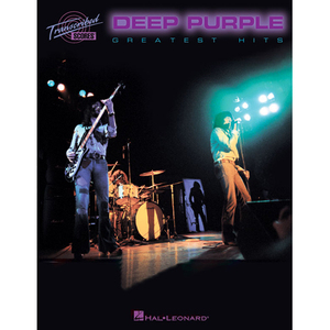 Hal Leonard - Deep Purple  Greatest Hits