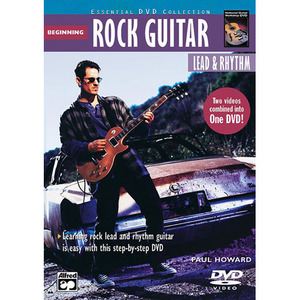 Alfred - Complete Rock Guitar Method: Beginning Rock Guitar