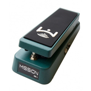 Mission Engineering - Volume/Mute&Tuner Out Pedal (VM-1-GN)