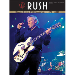 Alfred - Rush Deluxe Guitar TAB Collection
