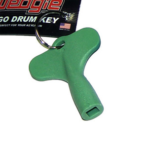 Wedgie - Ergo Drum Key (Green)