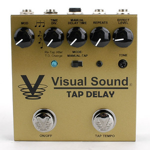 Visual Sound - Single Tap Delay