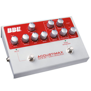 BBE - Acoustimax (Acoustic Preamp)/어쿠스틱맥스