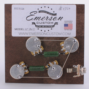 Emerson Custom - Lespaul - short shaft