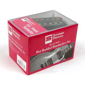 Seymour Duncan - Duncan Hot Rodded Humbucker Set (SH4/SH2N)