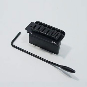 Hipshot - 2-Point US Flat Tremolo Black (빈티지 디자인)