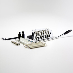 Hipshot - 2-Point US Flat Tremolo Chrome (빈티지 디자인)