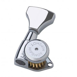 Hipshot - Grip-Lock Open Gear Locking Tuning Machines 6GL0c