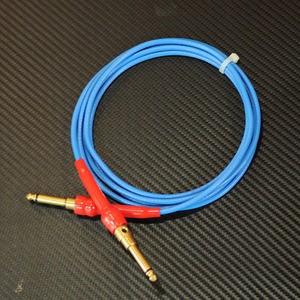 George L's - 155 Blue, Brass Plug , Red Jacket 2m