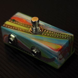 Jam Pedal - AB Box (True Bypass Multi Box) - Custom Painting 012