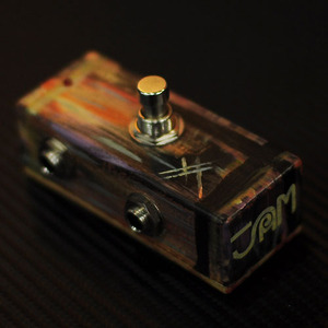 Jam Pedal - AB Box (True Bypass Multi Box) - Custom Painting 014