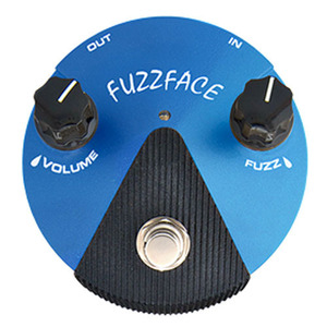 Dunlop - FFM1 Silicon Fuzz Face® Mini Distortion