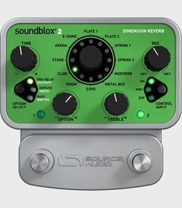Sourceaudio - Soundblox® Dimension Reverb