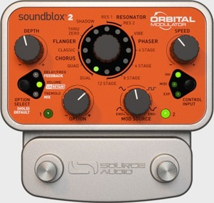 Sourceaudio - Soundblox® 2 Orbital Modulator