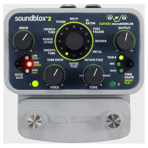 Sourceaudio - Soundblox® 2 OFD Guitar microModeler