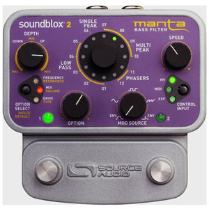Sourceaudio - Soundblox® 2 Manta Bass Filter