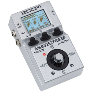 Zoom - MS-50G MultiStomp 기타 이펙터 (Ver 2.0)
