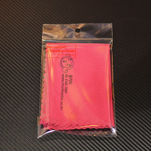 Microfiber Cleaning Cloth (극세사융) Red