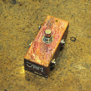 Jam Pedal - AB Box (True Bypass Multi Box) - Custom Painting 015