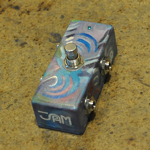 Jam Pedal - AB Box (True Bypass Multi Box) - Custom Painting 017