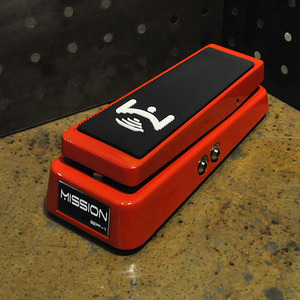 Mission Engineering - Expression Pedal/Toe Switch (SP1-Red)